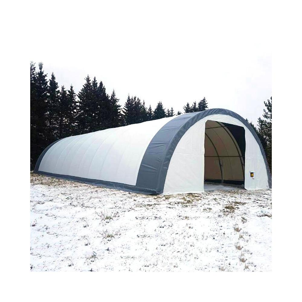 Kaarhall Sheltex PVC 180m2